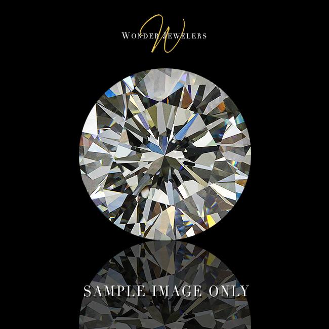 05 Carat Round Cut Loose Diamond GIA Certified EVS2  Free Ring 6202485633